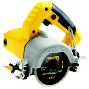 16 - DWC410-QS Hand-Held Circular Tile Saw 110mm-Dewalt