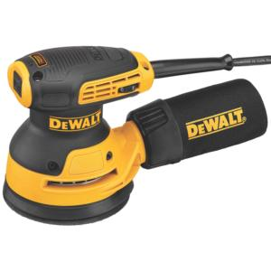 18 - DWE6423 B5 Random Orbit Sander 125mm - Dewalt